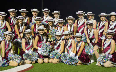 image Flour Bluff High School Stingline group